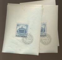 Bloc Charleroi. Oblitération Spéciale  Cote 75,- € - Bloques 1924 – 1960