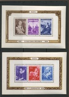 Bloc 27 Et 28 **. 1949. Jordeans Et Van Der Weyden .  Superbe. Cote 360,-€ - Blocks & Sheetlets 1924-1960