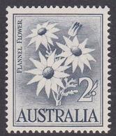 Australia ASC 349 1959 Native Flowers, 2sh Flannel Flower, Mint Never Hinged - 1952-65 Elizabeth II : Pre-Decimals