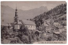 1178 - Cartes Postales Haute Savoie (74) - SAINT GERVAIS LES BAINS - Saint-Gervais-les-Bains