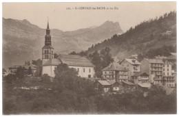 1184 - Cartes Postales Haute Savoie (74) - SAINT GERVAIS LES BAINS - Saint-Gervais-les-Bains