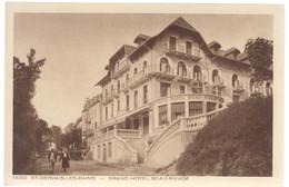 1185 - Cartes Postales Haute Savoie (74) - SAINT GERVAIS LES BAINS - Saint-Gervais-les-Bains