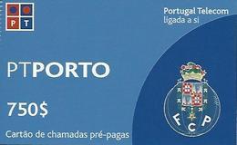 PORTO PT 750 Prepaid Phonecard - Portugal - Portugal