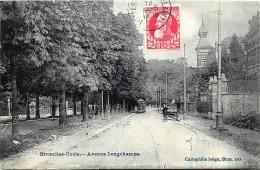 Bruxelles - Uccle -Avenue Longchamps - Tram - Uccle - Ukkel