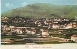 Espagne - Irun -Vista General -Las Tres Coronas - Guipúzcoa (San Sebastián)