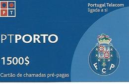 PORTO PT 1500 Prepaid Phonecard - Portugal - Portugal