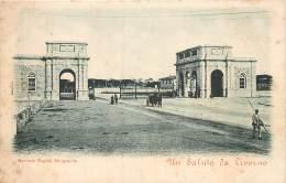 Livorno - Un Saluto Da Livorno - Barriera Regina Margherita - Livorno