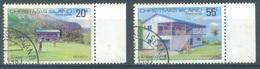 CHRISTMAS - USED/OBLIT.  - 1980 - GOLF -  Yv 134-135 - Lot 17356 - Christmas Island