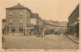 Menin - Rue De Lille - Bureau Des Douanes Belges - Menen