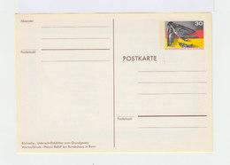 Postkarte 25 Jahre Bundesrepublik Deutschland 1949 1974. (557) - [7] République Fédérale