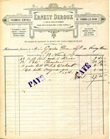 74.THONON LES BAINS.PHARMACIE CENTRALE ERNEST DEROUX 1 RUE VALLON. - Chemist's (drugstore) & Perfumery