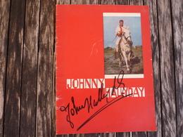 D'où Viens-tu Johnny ? Brochure Du Film Productions Johnny Stark Paris - Cinéma/Télévision