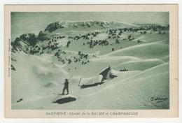 38 - Dauphiné  -  Chalet De La Balme Et Champrousse - Unclassified