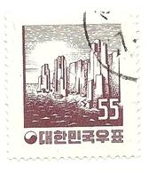1957 - Corea Del Sud 192 Ordinaria, - Corea Del Sud