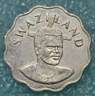 Swaziland 5 Cents, 1996 -1297 - Swaziland