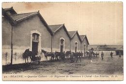 Beaune , Quartier Colbert , 16e Régiment De Chasseur à Cheval , Les écuries - Beaune