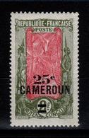 Cameroun - YV 102 N* (adherences) - Unused Stamps