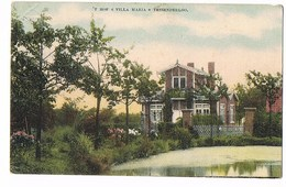 """Tessenderloo - 't Hof """"Villa Maria"""" - 1909 - Tessenderlo"""