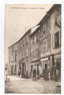 12 Naucelle, Quartier Du Bassin (A1p63) - Francia