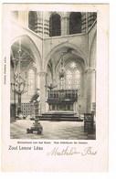 Zoutleeuw - Binnenkant Van Het Koor - 1903 - Zoutleeuw