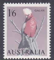 Australia ASC 398 1964-65 Birds 1sh And 6d Galah, Mint Never Hinged - 1952-65 Elizabeth II : Ed. Pré-décimales