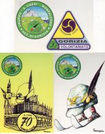 A.N.A. Sez. Di Gorizia - 70° Fondazione Gruppo Monfalcone - 2000 - - Patriottiche