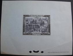 Lot R1595/93 - 1950 - POSTE AERIENNE N°29 (*) - BLOC SPECIAL - Poste Aérienne