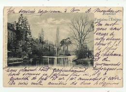 Fontaine-l'Evêque   *  Souvenir De Fontaine-l'Evêque - Le Parc  (Nels,5/01) - Fontaine-l'Evêque