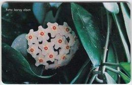 TURKEY A-215 Chip Telekom - Plant, Flower - Used - Türkei