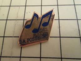 313g Pin's Pins / Beau Et Rare : Thème POSTES / LA POSTE NOTES DE MUSIQUE C'est Du Pipeau ? - Mail Services