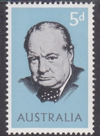 Australia ASC 411 1965 Winston Churchill, Mint Never Hinged - 1952-65 Elizabeth II : Pre-Decimals