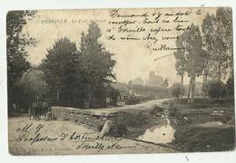 Forville   *  Le Pont De Seron - Fernelmont