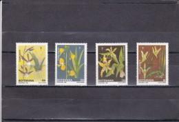 Botswana Nº 611 Al 614 - Botswana (1966-...)
