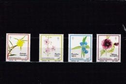 Botswana Nº 536 Al 539 - Botswana (1966-...)