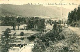 Cpa De La PETITE RAON à MOUSSEY 88 Le Rabodeau - Moussey