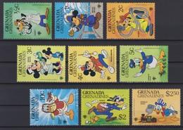 2259  Walt Disney   GRENADA  GRENADINES  (  Emblem Of The Year Of The CHILD ) - Disney