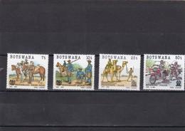 Botswana Nº 516 Al 519 - Botswana (1966-...)