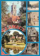 58 - Clamecy - Multivues - Voir Scans Recto-Verso - Clamecy