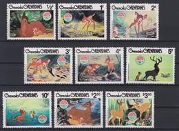 2262  Walt Disney   GRENADA  GRENADINES   ( Christmas 1980 )   BAMBI . - Disney