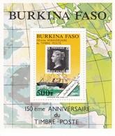 Burkina Faso Hb 37 - Burkina Faso (1984-...)