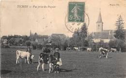 21 - COTE D'OR / Tichey - 2110220 - Vue Prise Du Paquier - Autres Communes