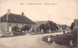 21 - COTE D'OR / Tichey - 2110233 - Mairie Et école - Autres Communes