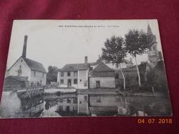 CPA - Châtillon-sur-Seiche - Le Moulin - Francia