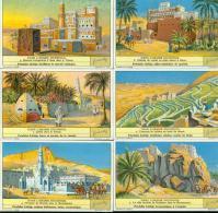 LIEBIG : S_1307 - 'Dans L'Arabie Inconnue - Jeux De Société