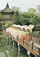 1 AK Südkorea South Korea * Traditional Fan Dancers * - Korea (Süd)