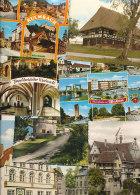 4.276 Gramm (netto) Ansichtskarten Aus Deutschland (Lot35) - Cartoline