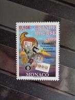 MONACO 2009 Y&T  N° 2695 ** -  GRANDE BOURSE 2009 - Unused Stamps
