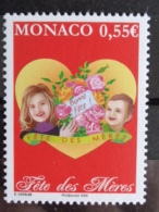 MONACO 2008 Y&T  N° 2626 ** -  FETES DES MERES - Monaco