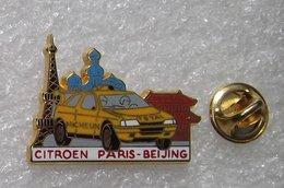 CITROEN PARIS BEIJING ARTHUS BERTRAND           DDDD    005 - Citroën