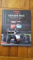 FORMULE 1 ANNEE 1998 GRANDS PRIX CALMANN LEVY 135 PAGES  FORMAT 30 X 24.50 CM - Sport
